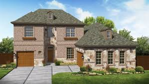 dominion homes floor plans sienna at stone hollow new homes in mckinney tx 75070