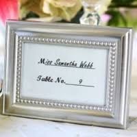picture frame wedding favors wedding place card frames placecard picture frame wedding