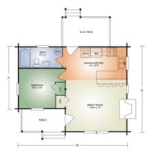 2 Bedroom Log Cabin Floor Plans Log Home And Log Cabin Floor Plan Details From Hochstetler Log Homes