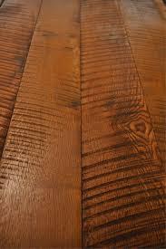 oak circle sawn flooring