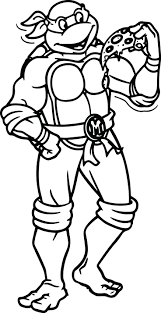 amazing cool ninja turtle cartoon coloring pages check more at