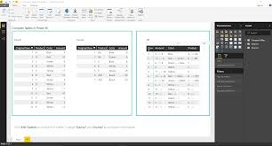 Compare Spreadsheets In Excel Compare Tables In Excel U0026 Power Bi Datachant