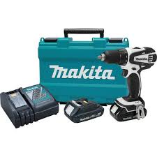 makita xfd01rw 18v lxt 2 0 ah cordless lithium ion 1 2 in drill