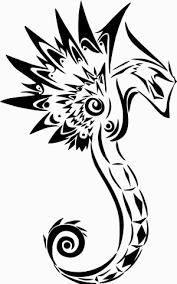 sea dragon zive deviantart
