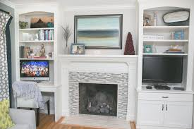 fireplace simple fireplace bookshelves luxury home design