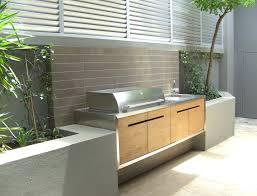 elegant sydney outdoor kitchens taste