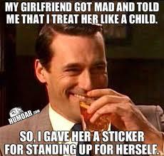 Mad Girlfriend Meme - my girlfriend got mad humoar com