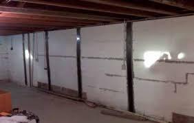 Block Basement Wall Repair by Repairing Damaged Cement Block Foundations