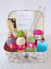 knitting kits ebay