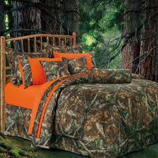 Realtree Camo Duvet Cover Camo Comforter Set Next Camo Bedding From Castlecreek Now