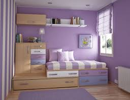 Teenage Room Kids Room Adorable Purple Small Teen Room With White Wall Shelf