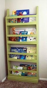 Kid Bookshelves by Plans For Front Facing Bookshelf For The Home Pinterest