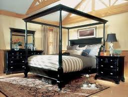 Black Canopy Bed Canopy Bed Design Black King Canopy Bed Comfort And Classic