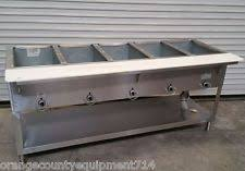 steam table with sneeze guard commercial steam table ebay
