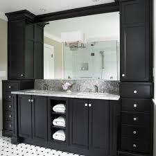 the benefit and weakness of the double bathroom vanities