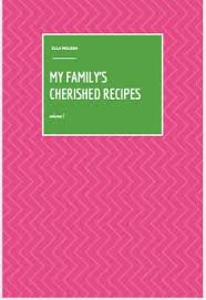 create your own recipe book with this 8 5 x 11 recipe template