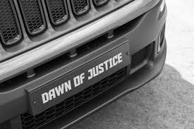 jeep batman logo jeep renegade dawn of justice and batmobile experience
