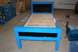 build a twin bed 7 steps with pictures