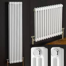 Radiateur Electrique Style Retro Vertical Or Horizontal Traditional Cast Iron Style Column Bathroom