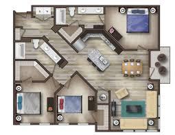 Bathroom Floor Plans Floor Plans The Henry At Fritz Farm