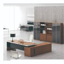modern office table high end luxury ceo office furniture modern practical solid wood