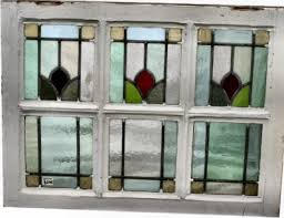 Antique Stained Glass Door by Simple Stained Glass Matching Fish Patterns Google Search