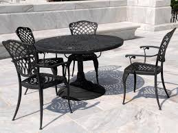 patio 19 stylish metal patio tables chairs plastic restaurant