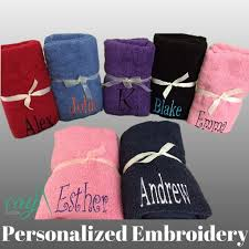 personalized bath towels cayboutique