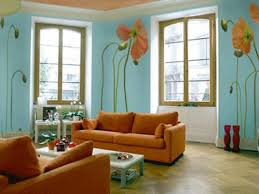 Room Colour Combination Pictures by Bedroom Room Colour Combination Bright Orange Wall Paint Ideas