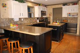 How To Modernize Kitchen Cabinets Kitchen Cabinets Cincinnati Cabinet Finishing For Your Home