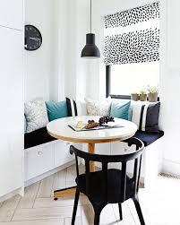 coin repas dans cuisine petits espaces 10 idées pour un coin repas rangement coin repas