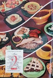 thanksgiving menu planning livin vintage november 2013