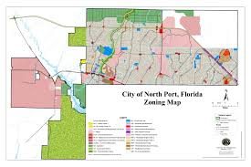 Fl Zip Code Map by Maps North Port Fl