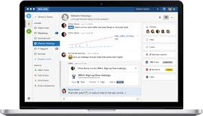 Text Room Hipchat Group Chat Video Chat Screen Sharing For Teams