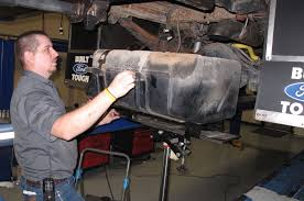 Ford Diesel Truck Repair - 1999 2010 ford super duty fuel tank replacement truck trend