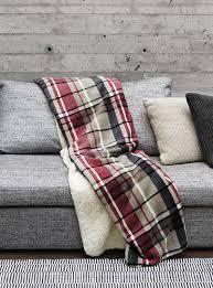 plaid ethnique chic couvertures décoratives et jetés pour le sofa en ligne simons