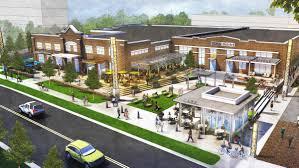plans call for south end u0027s design center to become retail hub