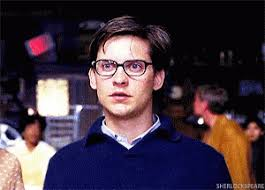 Tobey Maguire Meme - tobey maguire face meme gifs tenor