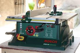 Bosch Saw Bench Mounting A Vega Utility 26 Fence To A Bosch Pts 10 Table Saw By