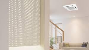 mitsubishi mini split ceiling halcyon multi room mini split systems air conditioner and heat