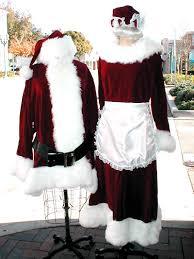 santa claus suits mr and mrs santa suits christmas s costumes rentals