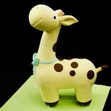 giraffe cake make a giraffe cake