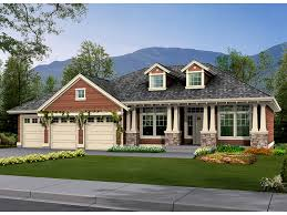 Craftsman House Designs Fischer Craftsman Style Home Plan 071d 0234 House Plans And More