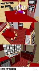 Interior Kitchens Interiors Kitchens On Mmd Stages Deviantart