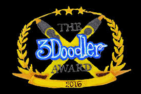 3doodler 2 0 the future check out the talented winners of the 2016 3doodler awards