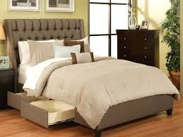 california king size bed frame for large bedroom modern king