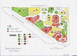 Us Times Zone Map by Beacon Food Forest A Community Permaculture Project