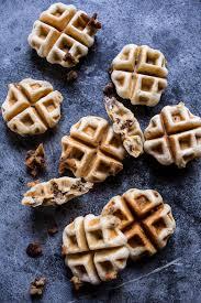 waffle ice cream sammies half baked harvest