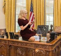 Sitting Meme - kellyanne conway s oval office gaffe gets meme treatment daily
