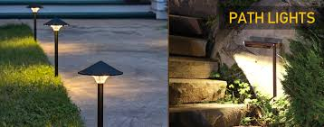 Volt Led Landscape Lighting Led Path Lighting Low Voltage Led Pathway Lighting Kits Low